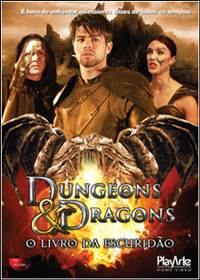 Download Dungeons & Dragons O Livro da Escuridão Dublado Rmvb + Avi DVDRip