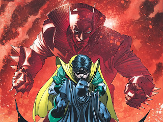 Batman's recently dead son returns in Damian: Son of Batman
