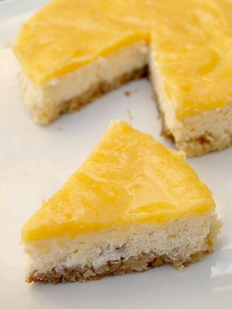 Cheesecake al Limone - Ricetta