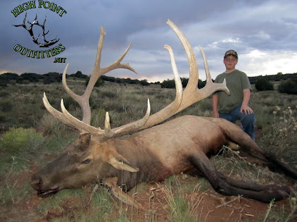 Trevor With his Award Winning Unit 10 Bull