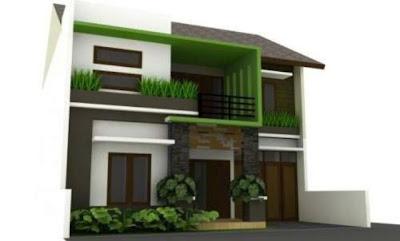 Are you looking for Desain Rumah Tingkat Contoh Desain Rumah Tingkat