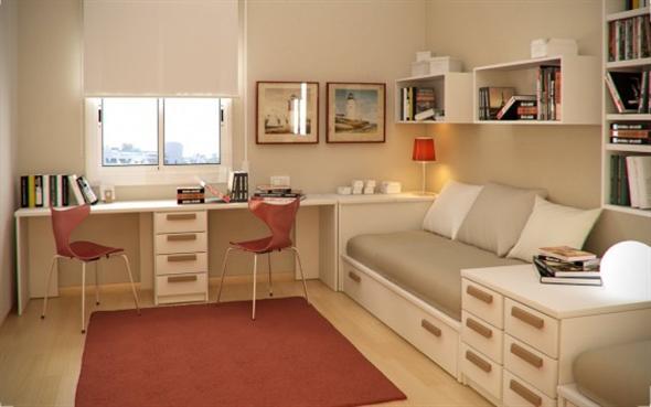 Creative juice vitamin b boost multi purpose rooms for Small youth room designs
