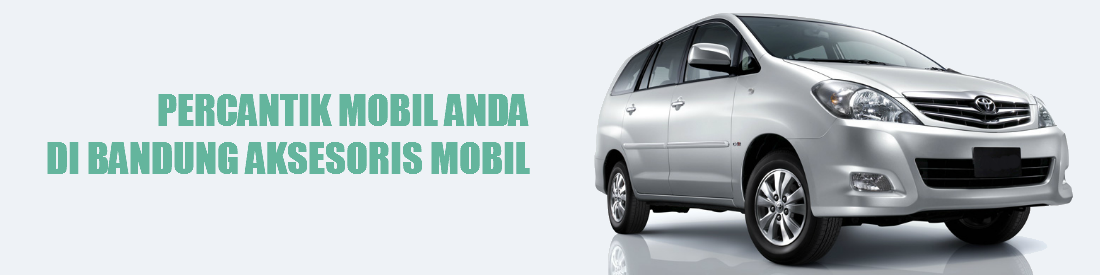 Bandung Aksesoris Mobil