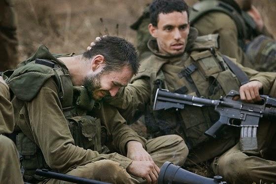 """Tentara Israel """"mewek"""""""