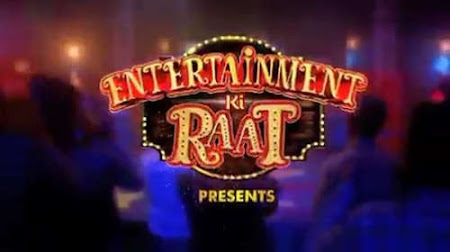 Poster Of Entertainment Ki Raat 27th January 2018 Episode 20 300MB Free Download