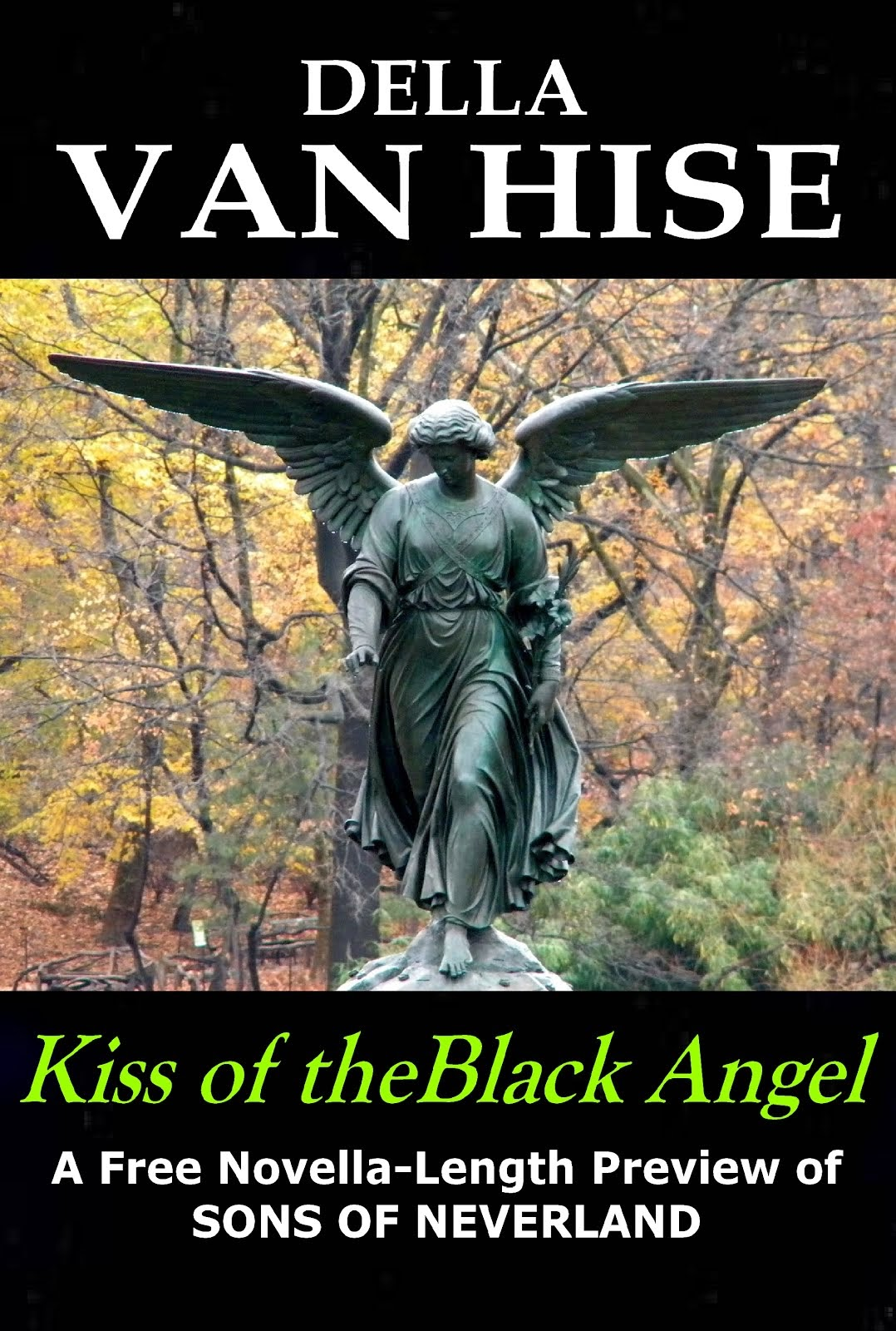 Kiss of the Black Angel