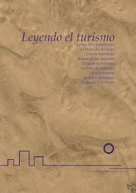 Cartel original 'Leyendo el turismo'