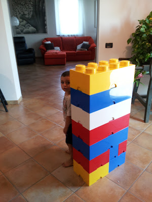 Bloques gigantes de lego manzanaterapia - Piezas lego gigantes ...