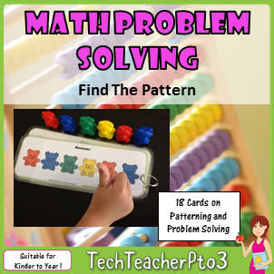 Math Problem Solving: Find the pattern