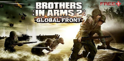 Brother in Arms 2 HD Juegos Android
