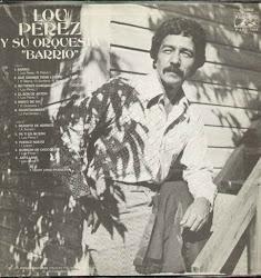 LOU PEREZ