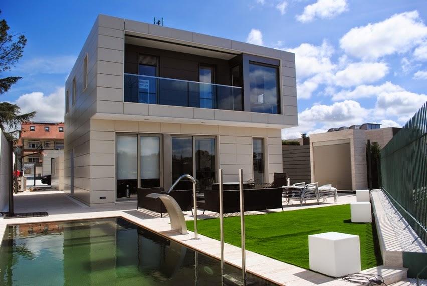 Casas prefabricadas y modulares la venta de casas - Garajes prefabricados de segunda mano ...