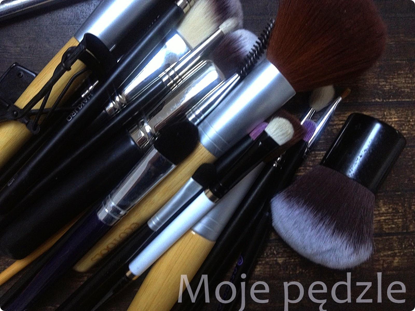 Kosmetyczne skarby – pędzle