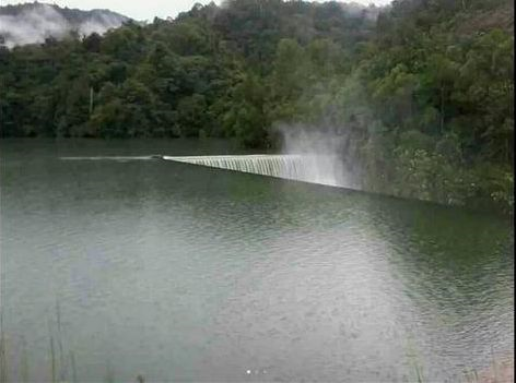 Gambar Banjir Teruk Di Penampang Sabah 7 Oktober 2014