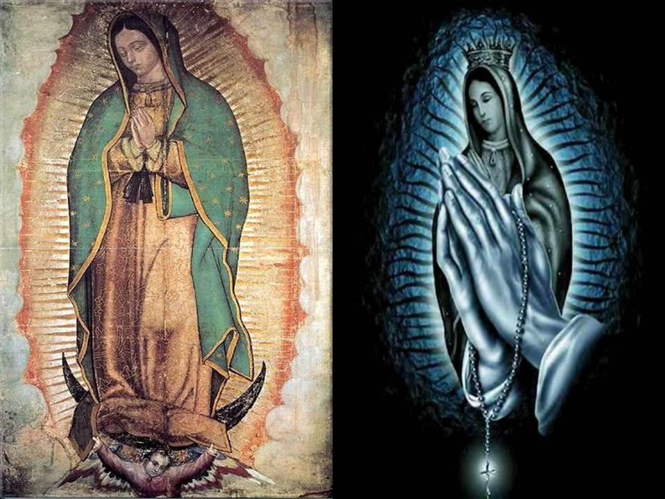 12 diciembre dia virgen: