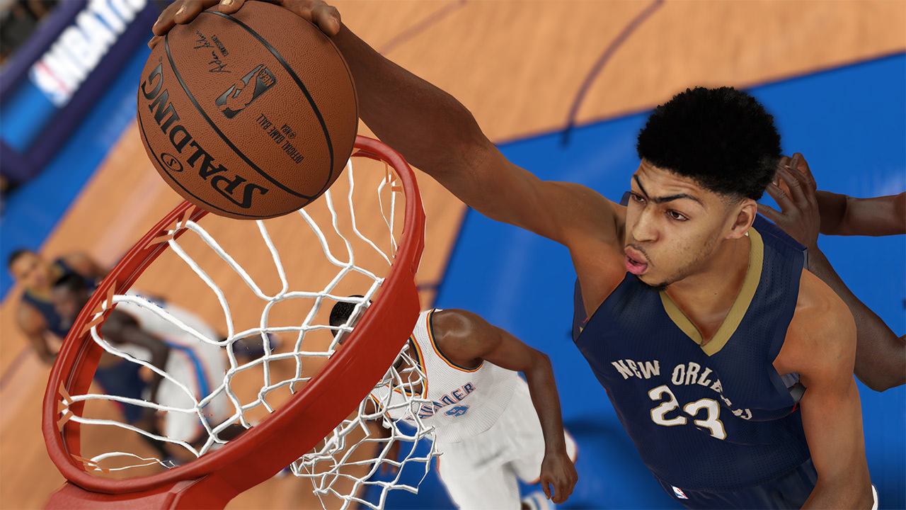 Nba 2k15 ps4 screenshot anthony davis hoopsvilla com