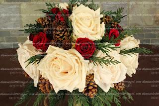 tổ chức đám cưới mùa giáng sinh