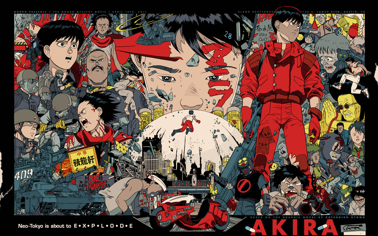 akira wallpaper 1 - photo #19