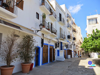 IBIZA - EIVISSA Zona moderna con reminiscencias árabes