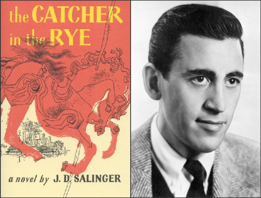 the character of holden in the catcher in the rye by j d salinger The character of holden caulfield in the catcher in the rye the catcher in the rye by j d salinger d b on the brink adulthood, holden struggles to bridge.