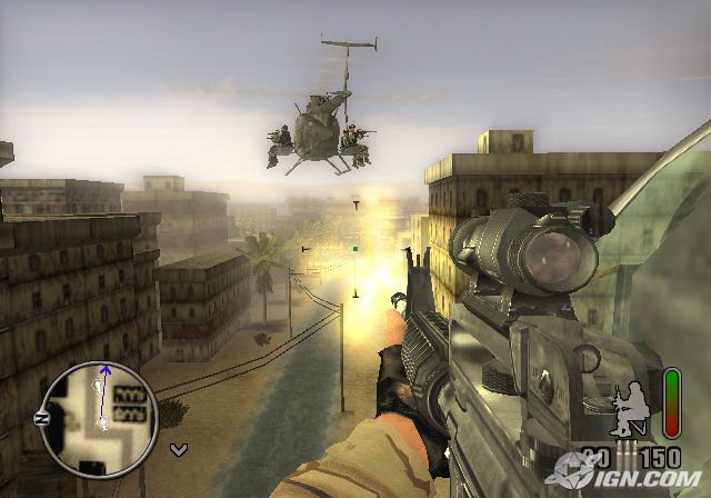 Delta Force Black Hawk Down Fully Full Version PC Game