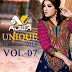 Ajwa unique Vol-7 - Unique Summer Collection 2014-2015 Volume-07 by Ajwa Textiles