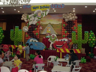 Cmo Decorar con Globos en Fiestas Infantiles