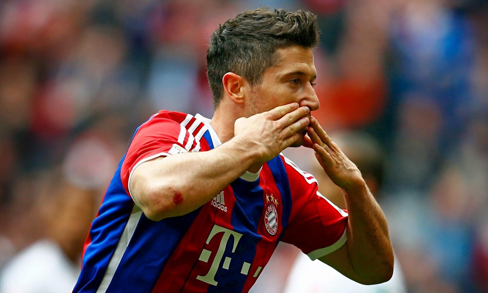 Kumpulan Goal Bundesliga Minggu ke 28