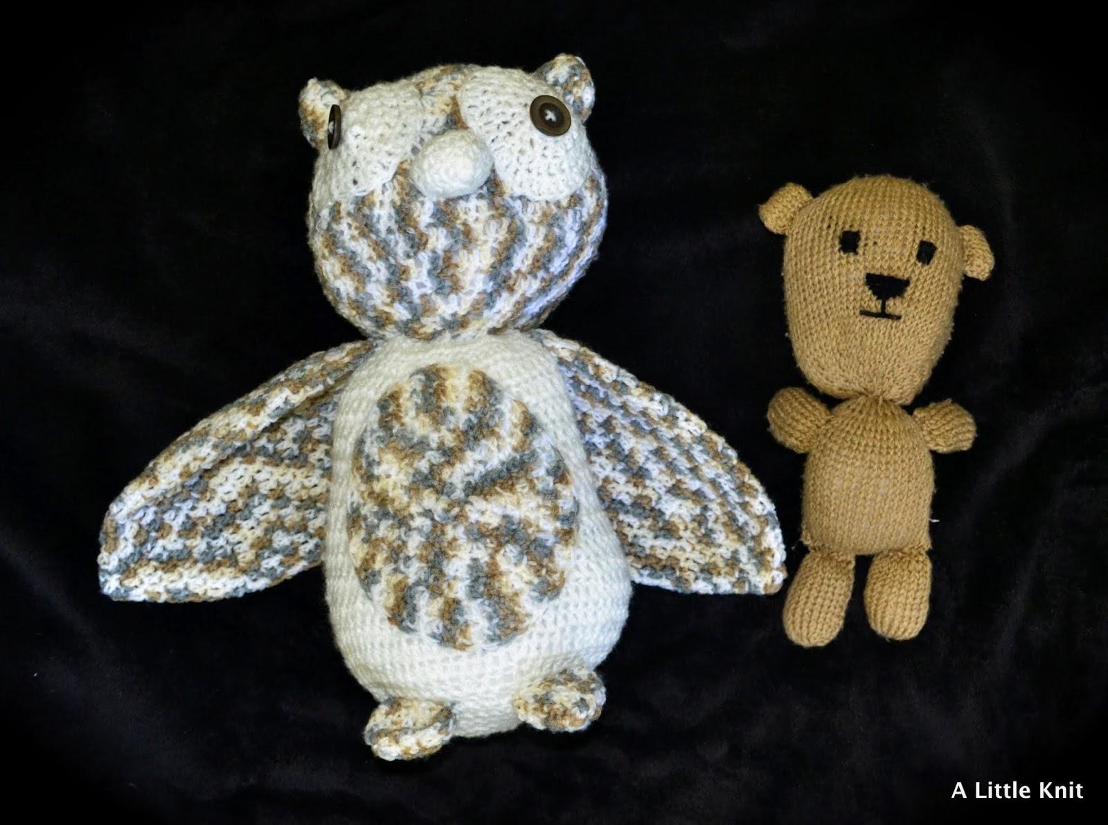 Owl Teddy