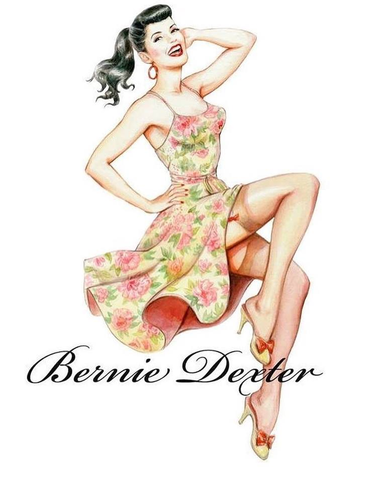 Bernie Dexter shop
