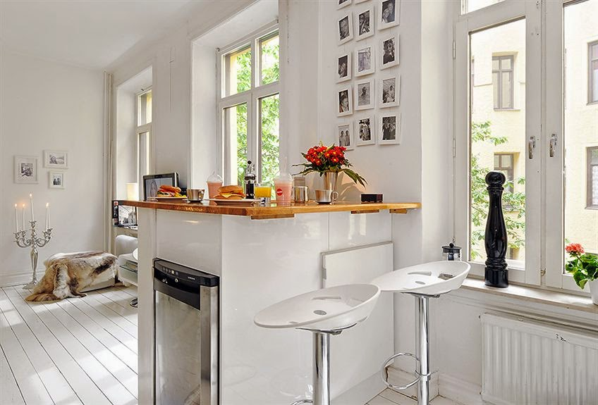 Cocina abierta archivos rojosill n for Barras de cocina para espacios pequenos