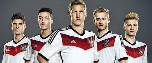 Las mejores selecciones de fútbol del mundo