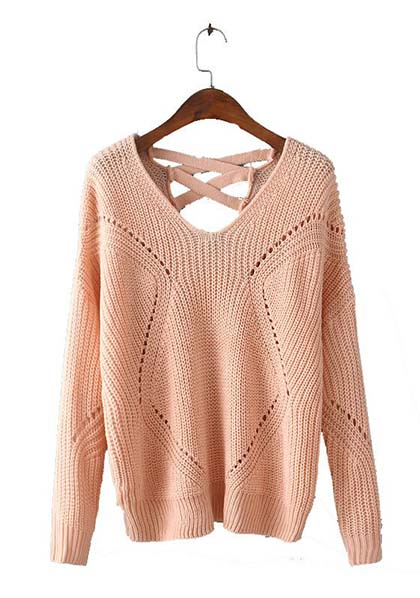 http://www.znu.com/product/apricot-women-crossed-back-loose-knitted-sweater
