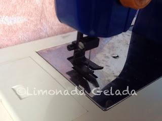 pezinho maquina de costura