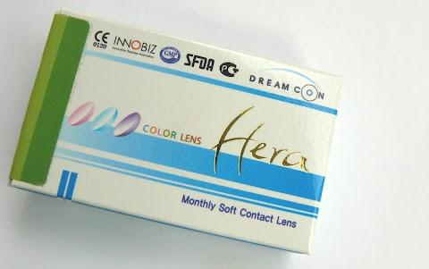 O zielonych oczach słów kilka, Hera Dreamcon, Optiva