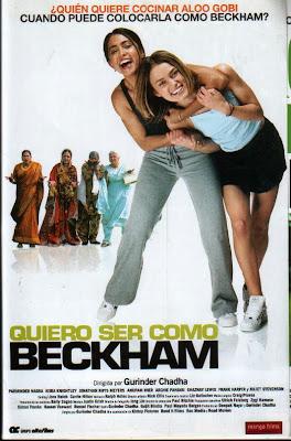 """""""Quiero ser como Beckham"""" – La Perseverancia"""