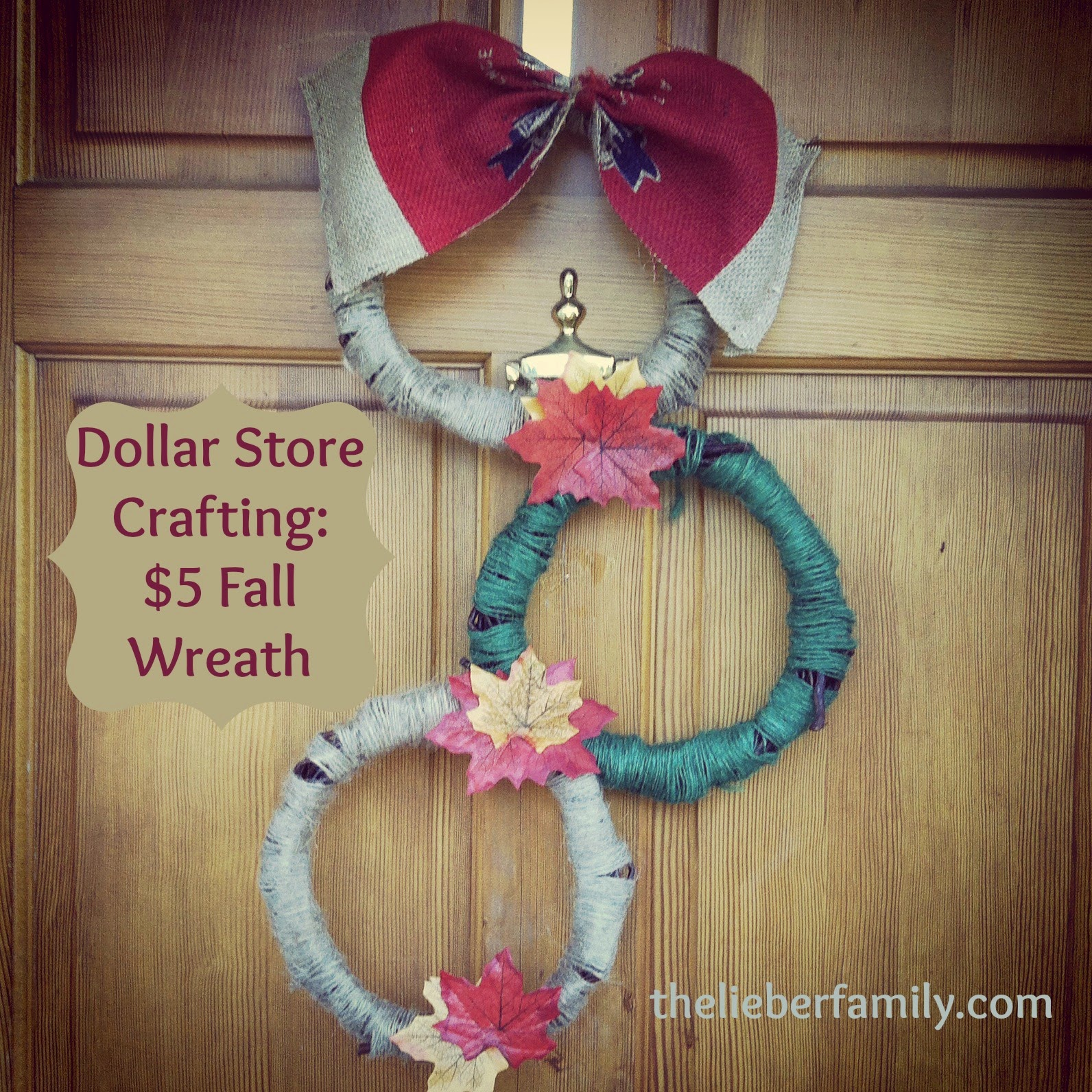 fall, craft, diy