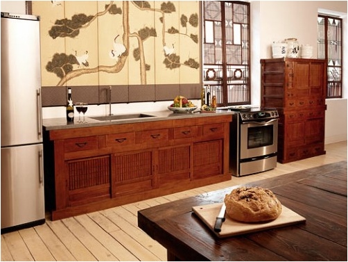 Asian Style Kitchen Ideas Room Design Inspirations