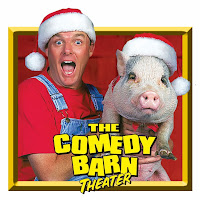 The Comedy Barn Theater Christmas Show