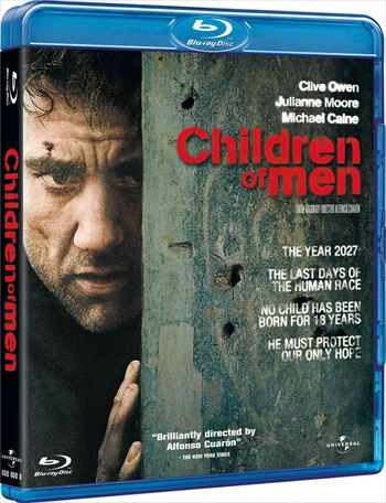 Children of Men 2006 Dual Audio Hindi Bluray Download