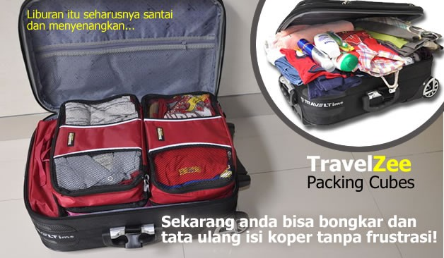 TRAVELSEE PACKING CUBES