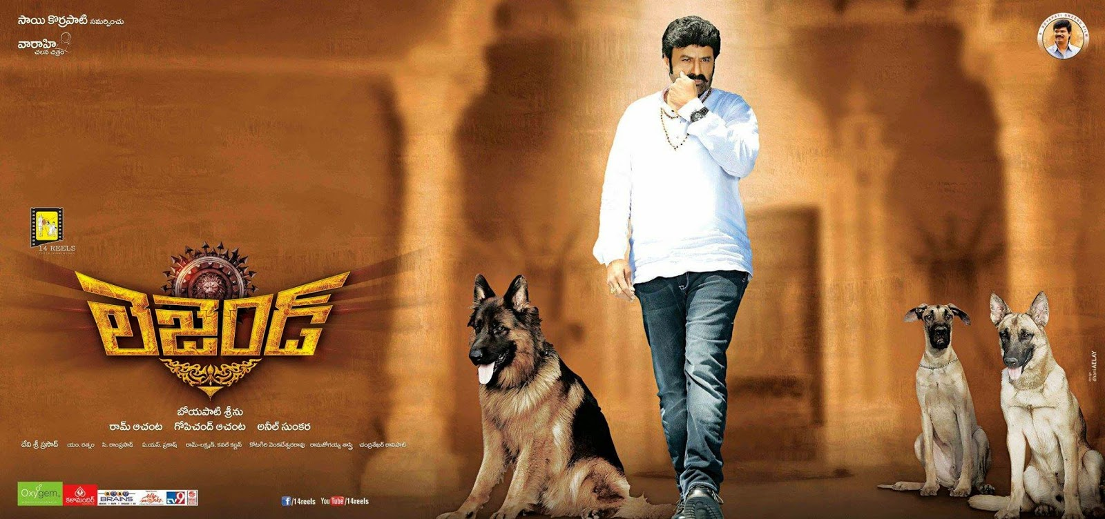 Legend 2014 Telugu Movie Watch Online