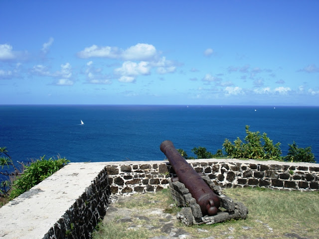 Fort Rodney, Saint Lucia