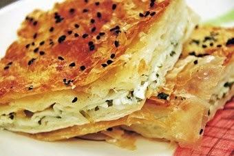 Peynirli çifte yufkalı börek tarifi ve Yapımı