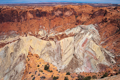 Canyonlands National Park: Upheaval Dome