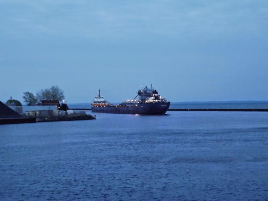 ALGOMARINE at Menominee, 2012