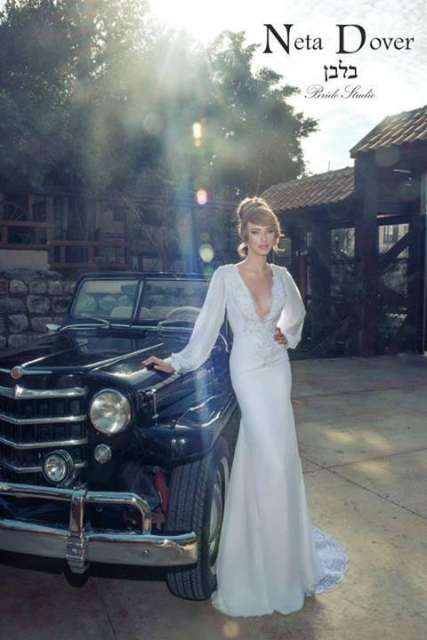 Lindos vestidos de novias | Colección Neta Dover