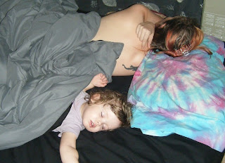 Co-sleeping Nap Time