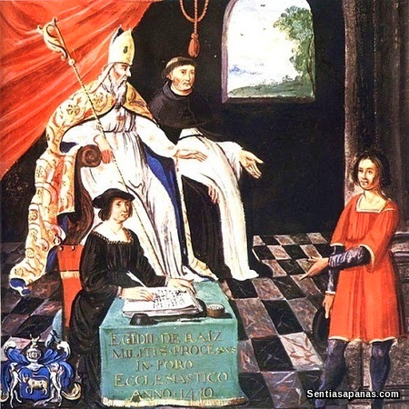 Gilles de Rais Trial
