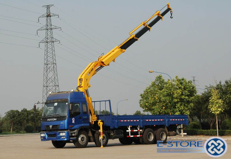Small Knuckle Boom Crane : Do you know which type of crane is suitable for